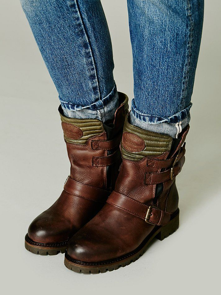 Koah Outlaw Moto Boot at Free People Clothing Boutique