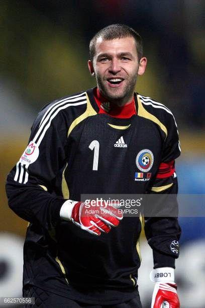 Bogdan Lobont Romania goalkeeper