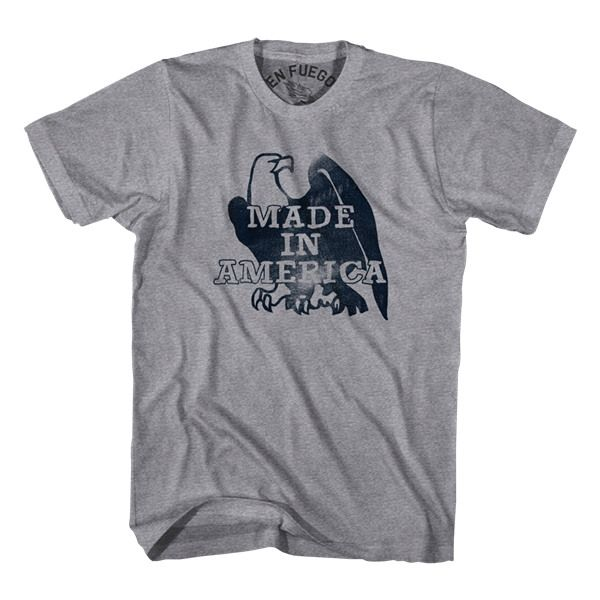 Ultras Made in America Eagle Soccer T-Shirt