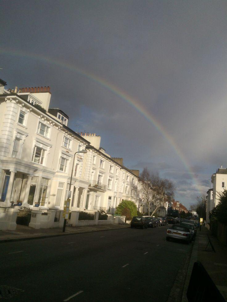Fat Rainbow: Belsize Park