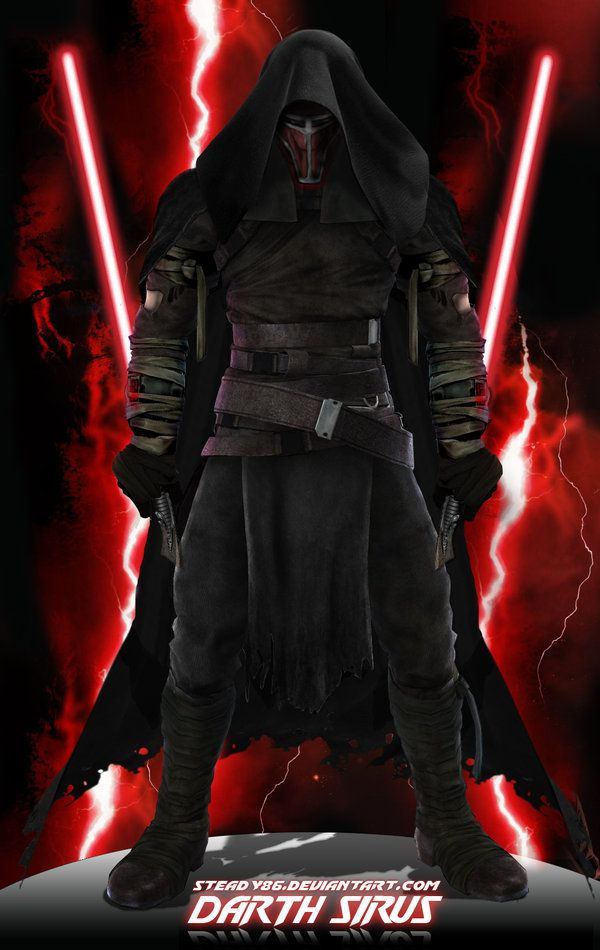 Zabrak Sith Cosplay