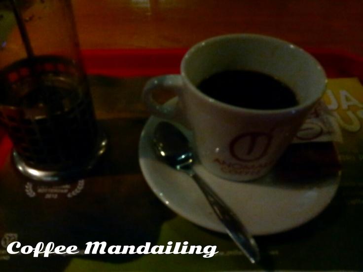 Coffee Mandailing-Anomali Cafe Indonesia.
