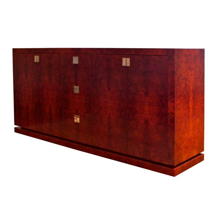 Burl Myrtle Sideboard by Anton Gerner - bespoke contemporary furniture melbourne