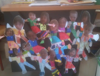 Flat Stanley Writing Project