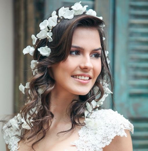 1000+ Images About Wedding Veil & Head Pieces On Pinterest