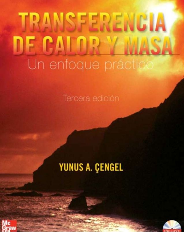 Transferencia de calor cengel 3 ed by Sindy Vega via slideshare