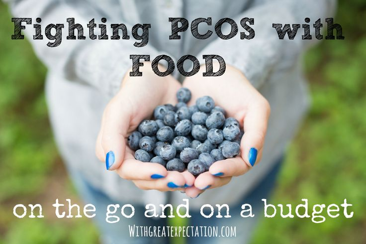 Follow these tips to fight PCOS while you're on the go and while you're on a budget.