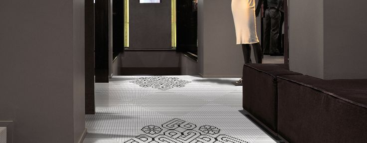 commercial flooring tiles by Appiani.