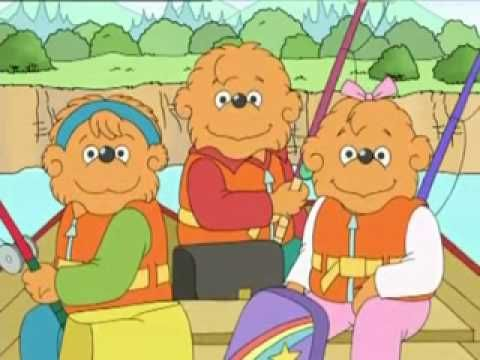 Habit 2 The Berenstain Bears   Go Up And Down part 2 (2-2)