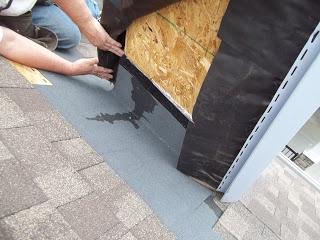 Roofing, Roof Repair, Chimney Leak Repair (How To Repair Chimney Roof Leak)