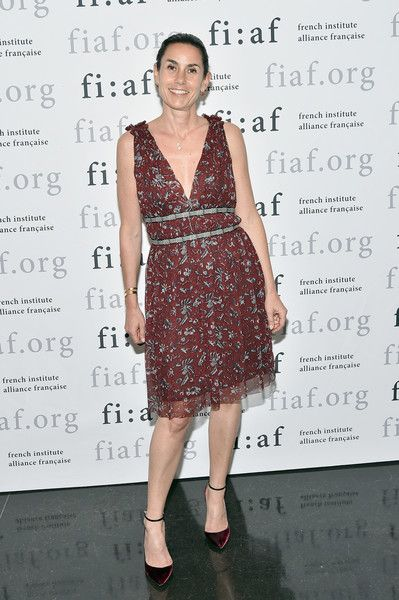 Charlotte Sarkozy attends French Institute Alliance Francaise (FIAF)'s 2017 Art de Vivre Award Gala at French Institute Alliance Francaise on June 12, 2017 in New York City.  (Photo by Mike Coppola/Getty Images for French Institute Alliance Francaise (FIAF))