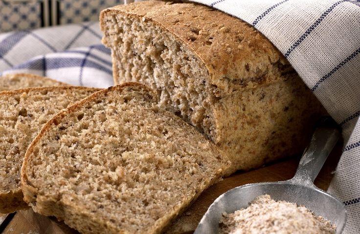Bak gjerne flere brød samtidig og frys ned, så har du alltid godt brød tilgjengelig.