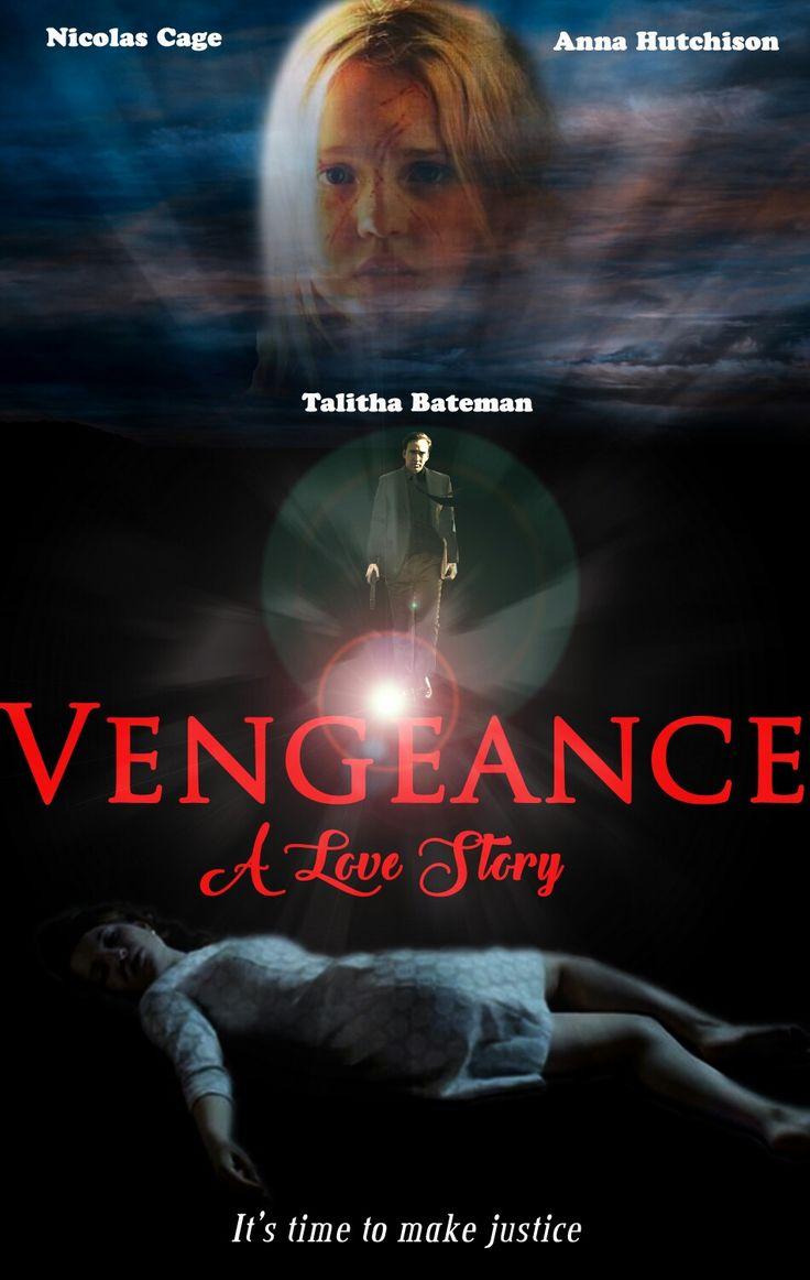 Vengeance A Love Story movie poster