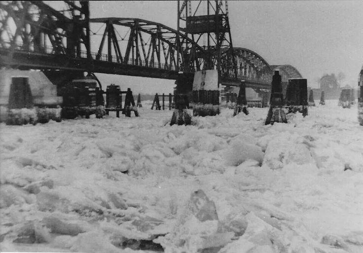 Toen was het echt koud. 1962