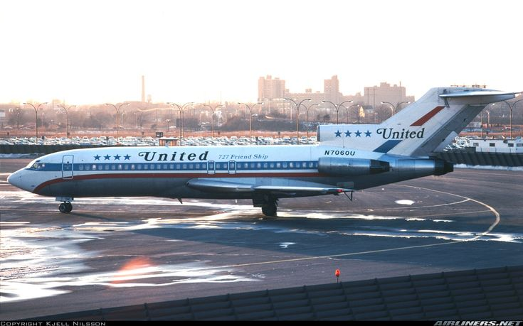 Boeing 727-22 - United Airlines   Aviation Photo #4758239   Airliners.net
