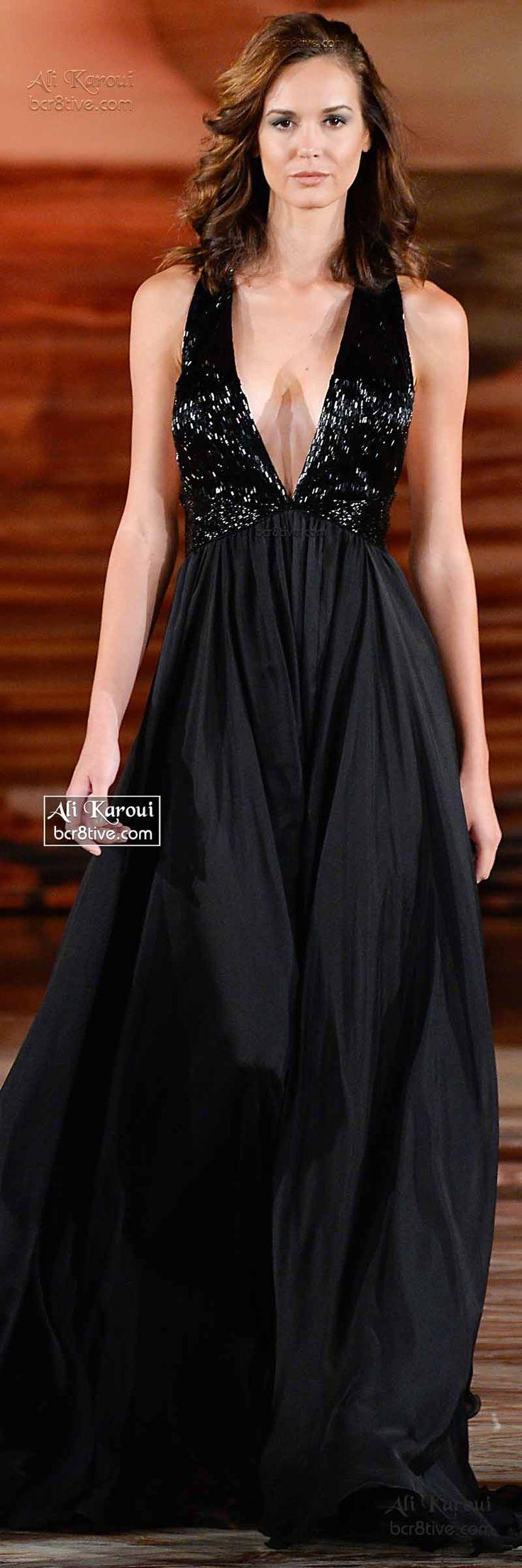 Ali Karoui Fall 2014 Couture