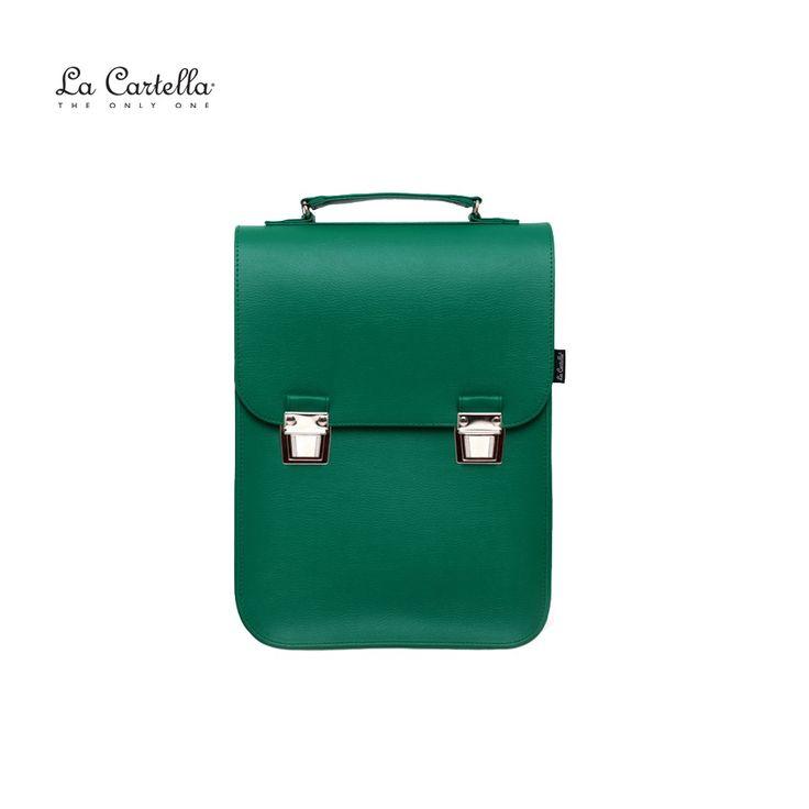 Up Deluxe Green #lacartella #knob_design