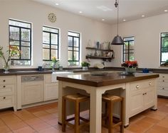 terracotta tiled kitchen - google search | ideas for the house