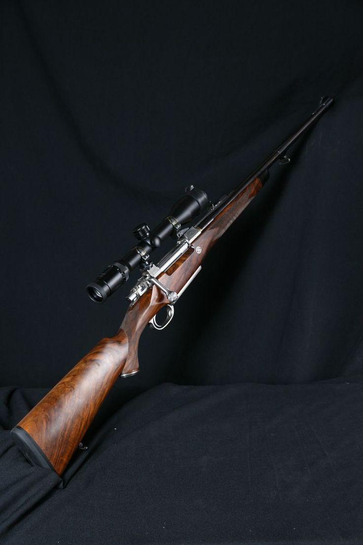 Mauser Magnum Action in .375 H&H by Prechtl