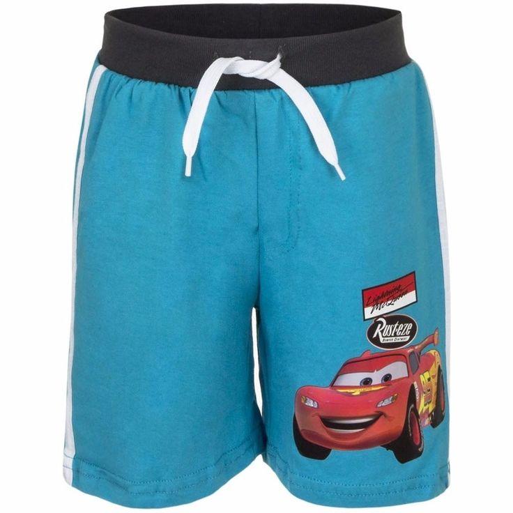 Cars shorts blauw voor jongens  Cars korte broek blauw voor jongens. Deze blauwe korte broek heeft een opdruk van Disney Cars en is gemaakt van 100% katoen.  EUR 9.50  Meer informatie  #sinterklaas #zwartepiet