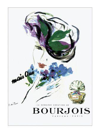 Parfums (Affiches vintage) affiches sur AllPosters.fr