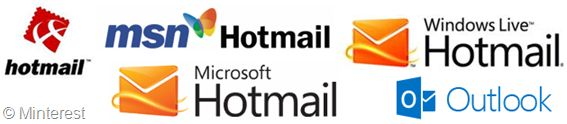 """The Brand """"Hotmail"""""""