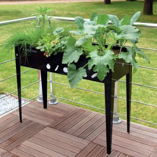 Diseños de Jardineras para decorar una Terraza o jardín
