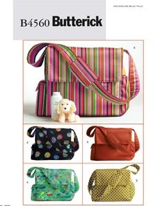 Nappy bag pattern