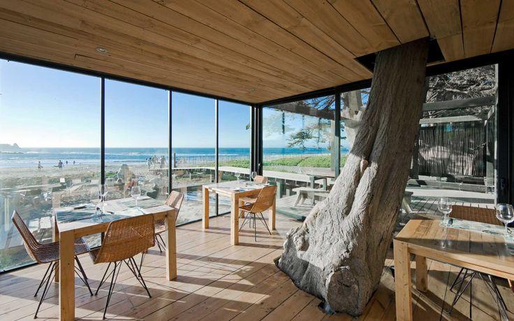 Restaurant at Hotel Surazo, Matanza, #Chile