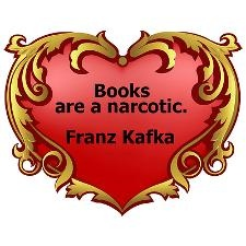 Book Quote by Kafka - posters, prints, mugs & More