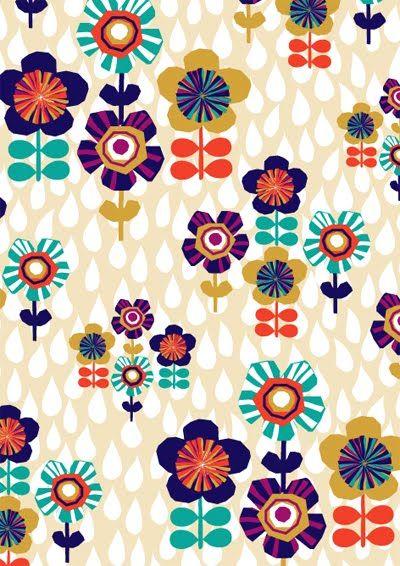Genine Delahaye - Print and Pattern