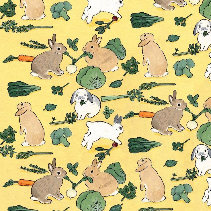 Найдите кролика на картинке