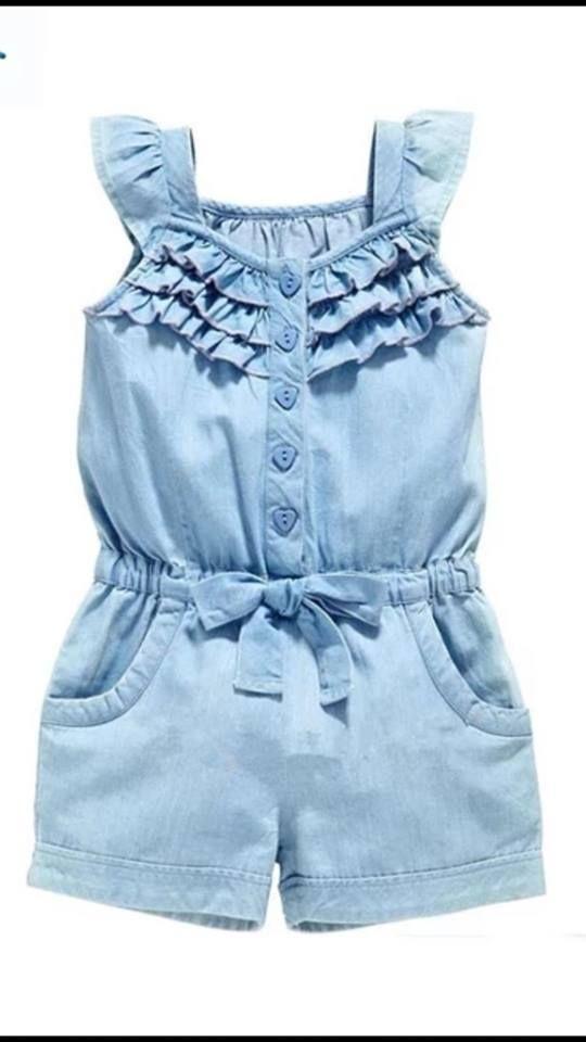 6c56ed320ba0 Bluejean Baby Romper