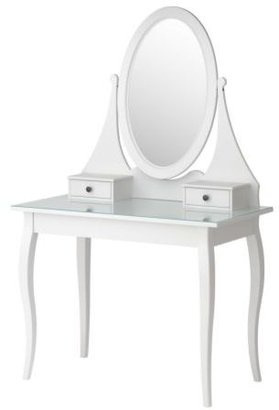 ShopStyle: HEMNES Dressing table with mirror