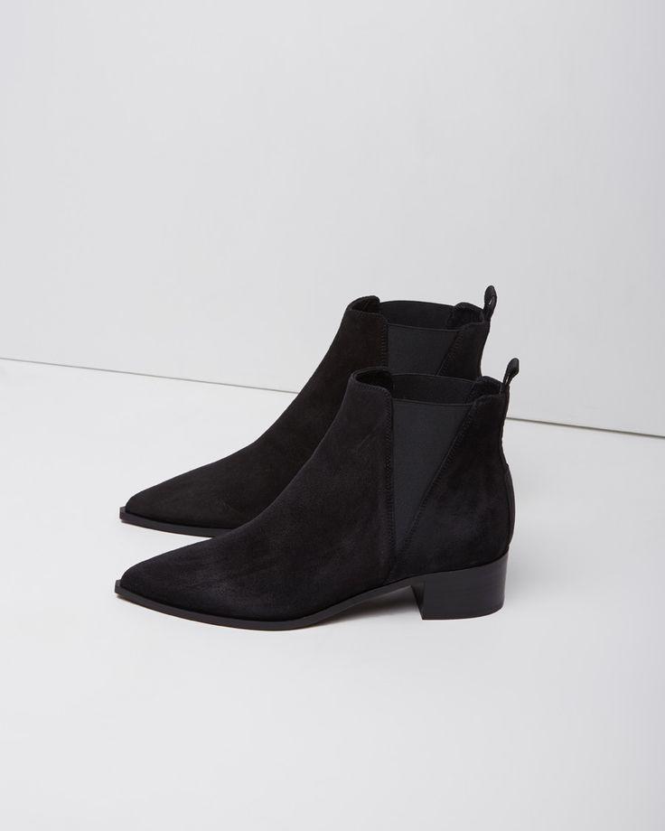 Acne Studios / Jensen Suede Ankle Boot