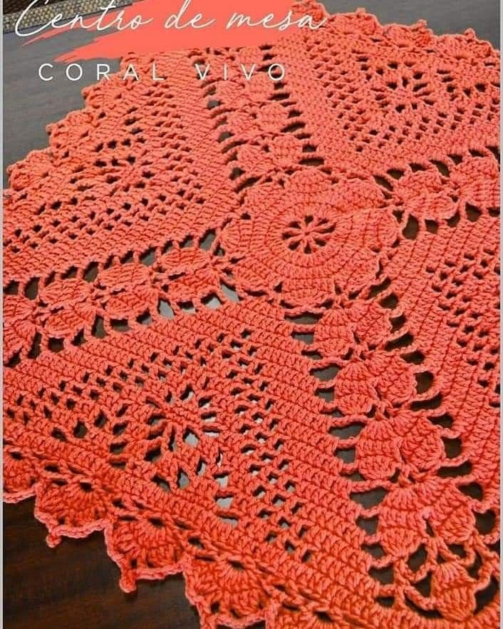 TWO Chic Hand Crochet Green Leave Cotton DIY