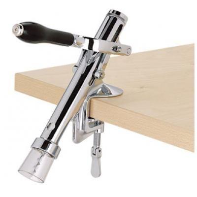 table mounted corkscrew