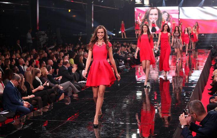 Beautifull red dress Zofix - Miss Fashion Poland  www.zofix.com.pl