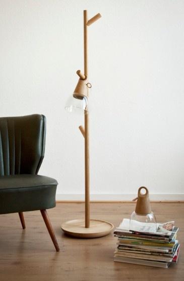 You+Me Dynamo Lamp By: Siren Elise Wilhelmsen, Elisabeth Florstedt