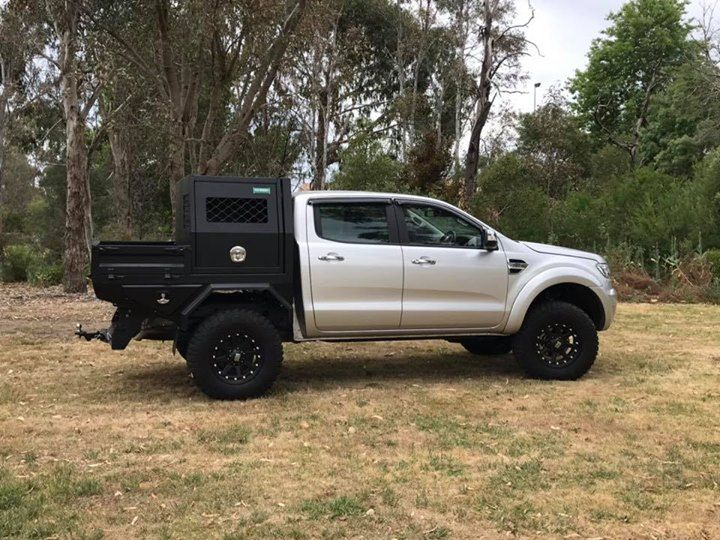 Photos From Hunted Engineering S Post Custom Ute Trays Ford Ranger Wildtrak Custom Ford Ranger