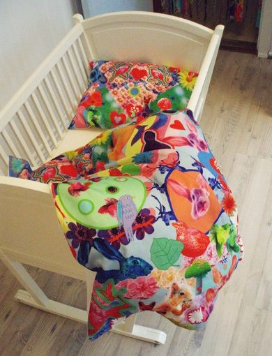 A wonderful day: Bed linen for kids  baby