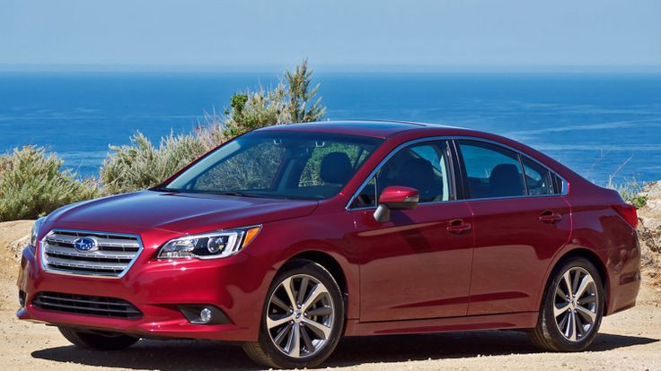 Subaru recalls 3k Legacy and Outback models for fluid leak