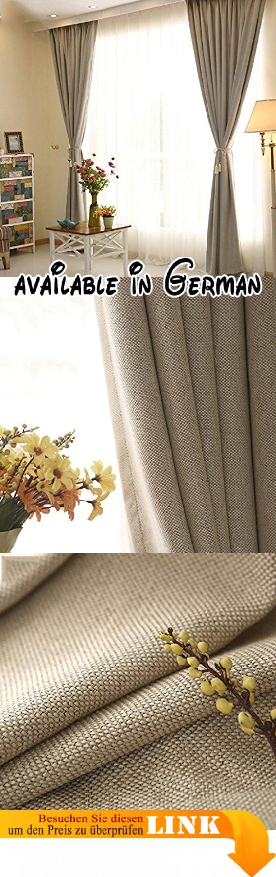 Met Love Einfarbig voller Schatten Bodenvorhänge Schlafzimmer Vorhänge Stromausfall vorgefertigte Öse Blackout Vorhänge für Wohnzimmer mit zwei passenden Rückenlehnen 2 Platten ( größe : 3.0*2.7m ). Ein mit Summen gefüllter Raum ist ein willkommener Anblick, aber nicht, wenn Sie versuchen zu schlafen.Ideal für Tagesschläfer, Verdunklungsvorhänge machen den Tag zur Nacht.Ermöglichen Sie / Ihrem Kind eine gute Nachtruhe zu genießen, besonders während des hellen