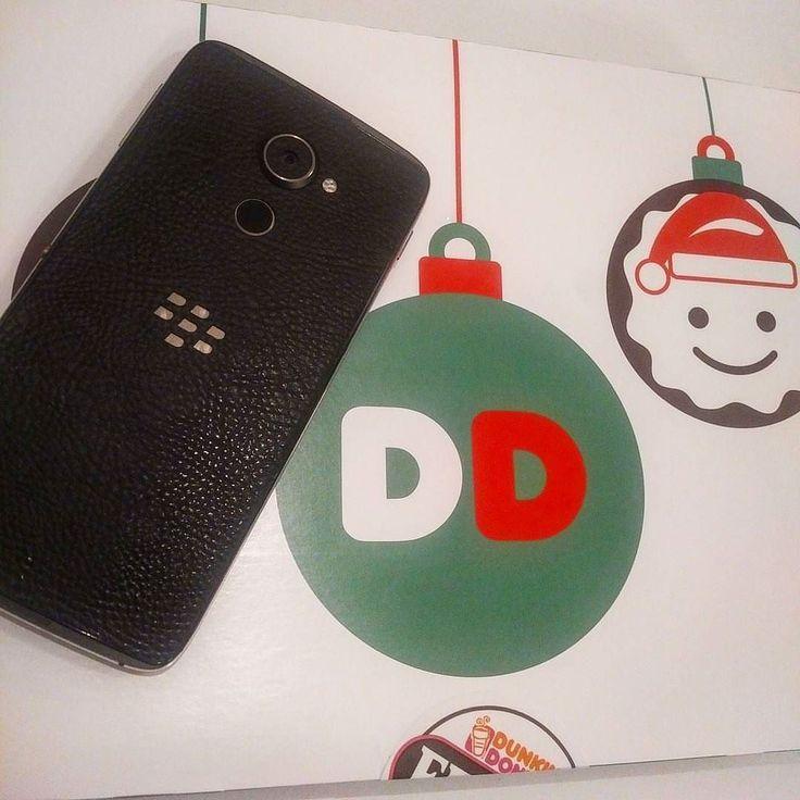 #inst10 #ReGram @confidenceswe: Sunday means Dunkin Donuts #dunkindonuts #Sweden #christmas #DTEK60 #BlackBerry  #BlackBerryClubs #BlackBerryPhotos #BBer