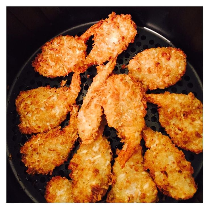A Great Investment I Have An Air Fryer These Were Frozen Coconut Shrimp Now They Ar Air
