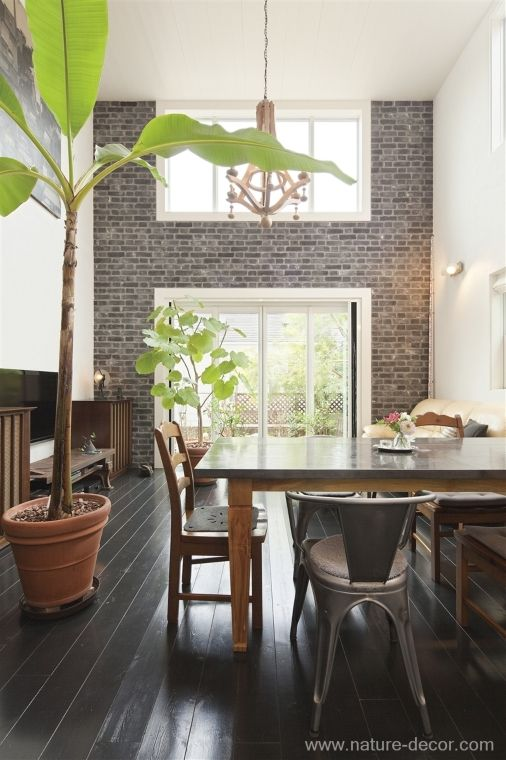 No.48 カフェ併用住宅 ダイニング|HouseNote(ハウスノート)
