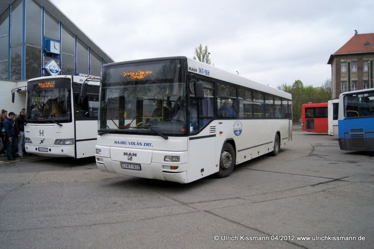 IKT-912 Debrecen Helyközi Autóbusz-Állomás 18.04.2012
