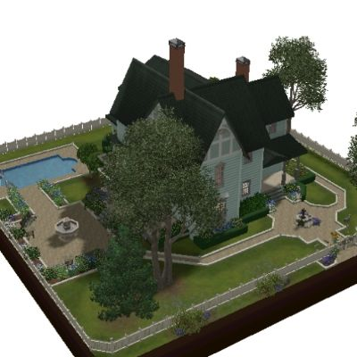 637 Peninsula Point 5br, 4ba. by SLSC - The Exchange - Community - The Sims 3
