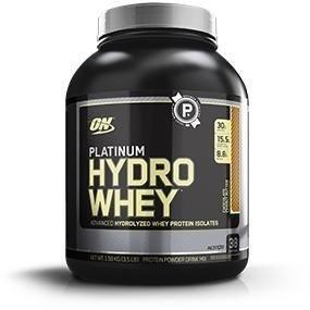 Prime Members: Optimum Nutrition Platinum Hydrowhey Protein Powder 100% Hydrolyzed Whey Protein Powder Flavor:...
