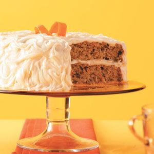 Absolutley the best carrot cake! My friend Linda shared this with me a few years ago and is the only recipe I use. Your friends will rave about it.